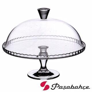 【土耳其Pasabahce】高腳玻璃蛋糕盤(P95200)