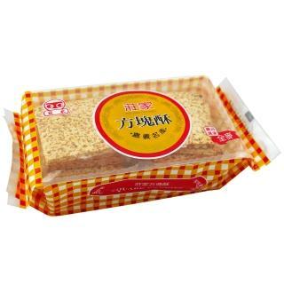 【莊家雪花全麥方塊酥160g】