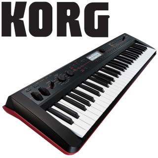 【KORG 音樂工作站】可攜式合成器鍵盤 公司貨一年保固(KROSS 61)