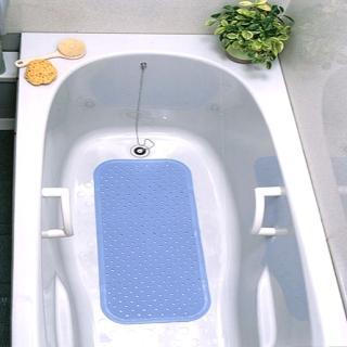 【日本waise】浴缸專用大片加長型止滑墊