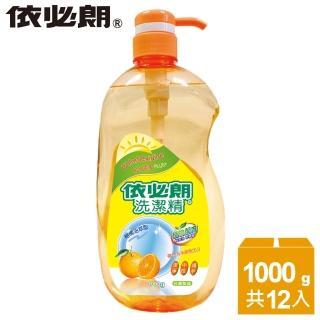 【依必朗】柑橘洗潔精1000g*12瓶