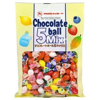 【高岡食品】五味巧克力球(155g)
