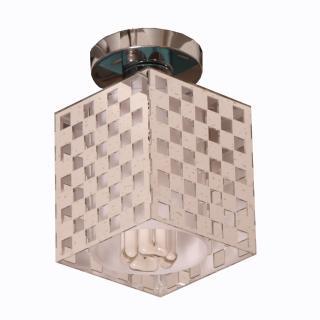 【華燈市】金屬方塊單燈吸頂燈(簡約時尚款)