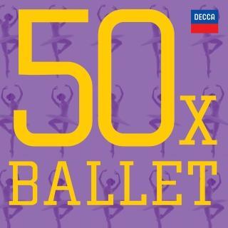 【福茂唱片】(芭蕾名曲50(3CD))