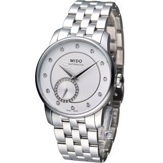 【MIDO】Baroncelli II 永恆優雅機械錶腕錶(M0072281103600)