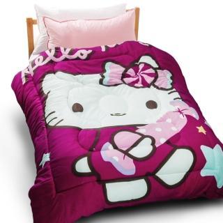 【HELLO KITTY】我愛蜜糖毯被