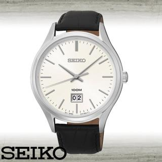 【SEIKO 精工】送禮首選-經典系列男錶(SUR019P2)