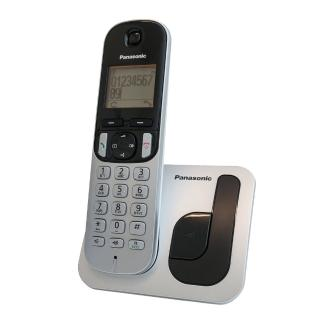 【Panasonic 國際牌】數位DECT 無線電話 KX-TGC210TWS(松下公司貨)