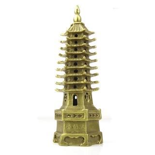 【開運工場】五吋銅鑄文昌塔