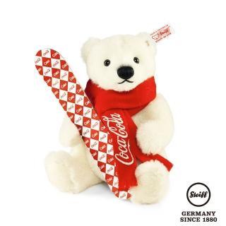 【STEIFF德國金耳釦泰迪熊】可口可樂(限量版泰迪熊)