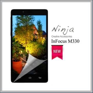 【東京御用Ninja】InFocus M330專用高透防刮無痕螢幕保護貼