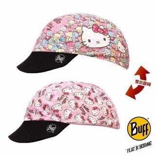 【BUFF】迷你熊KITTY 寶寶雙面遮陽帽(單一顏色)