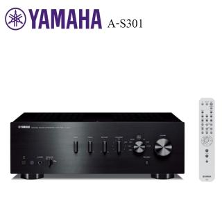 【YAMAHA】頂級HiFi兩聲道擴大機A-S301(台灣山葉公司貨)