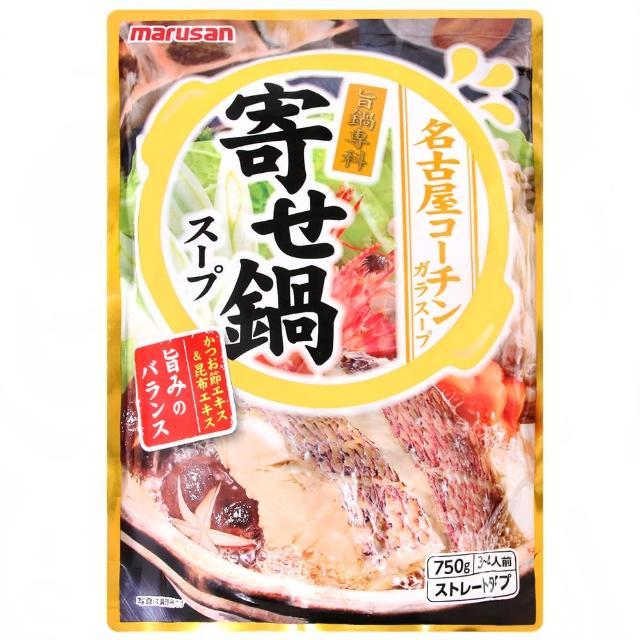 【丸三】什錦火鍋湯底調味料(750g)