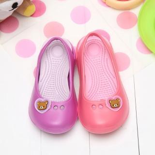 【童鞋城堡】拉拉熊輕量玩水性涼鞋(KM8200)