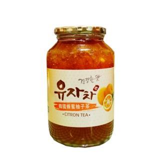 【韓廣】韓國蜂蜜生柚子茶1kg