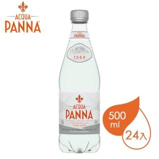【普娜】天然礦泉水 瓶裝(500mlx24入)
