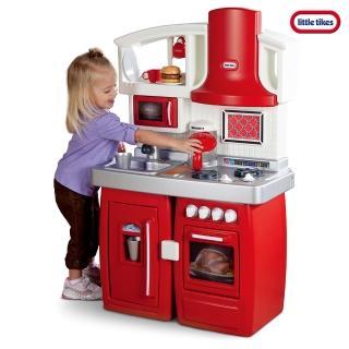 【美國 Little Tikes】驚奇廚房