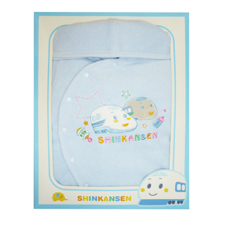 【SHINKANSEN】舖棉兩用裝禮盒組