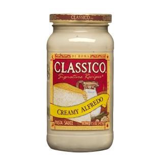 【Classico 義大利麵醬】白醬原味(425g)