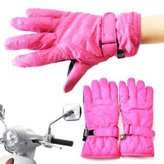 【Ex-sports】防水保暖手套 超輕量多功能(女款-7314)