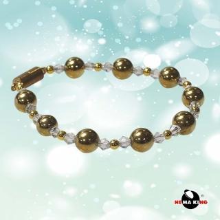 【HEMAKING】金色圓珠磁石手鍊