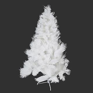 【聖誕樹】台灣製5尺/5呎150cm特級白色松針葉聖誕樹裸樹-不含飾品-不含燈(.)