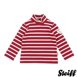 【STEIFF德國精品童裝】條紋長袖上衣(長袖T恤)