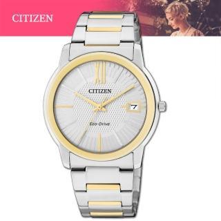 【CITIZEN 星辰】送禮首選-光動能甜美氣質淑女腕錶(FE6014-59A)