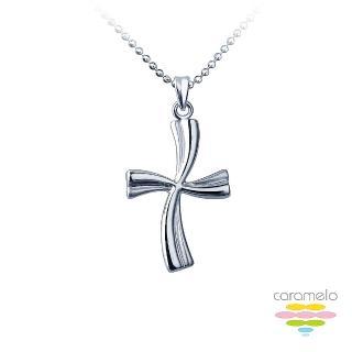 【彩糖鑽工坊】Fragille 十字架系列 925純銀項鍊(CL-PS11)