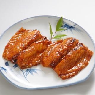【富琳嚴選】蒲燒台灣鯛魚腹排10組入(110g/組)