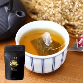 【一手茶館】台灣八川綠茶─三角立體茶包(10入/袋)