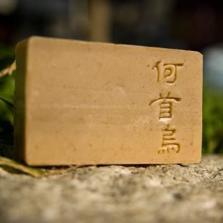 【文山手作皂】何首烏洗頭皂(洗頭用)