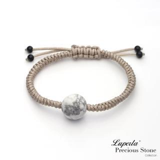 【大東山珠寶】歐美個性編織手鍊
