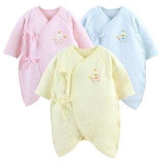 【2件入】日本熱銷保暖連身長袖空氣棉蝴蝶衣(男/女款)
