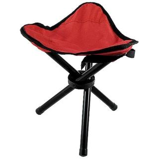 【月陽】戶外休閒用三腳小摺疊椅(1098)