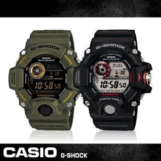 【CASIO 卡西歐 電波錶】日系電波錶-叢林之戰系列(GW-9400)