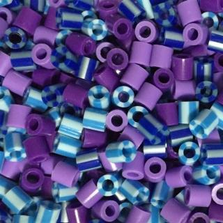 【Perler 拼拼豆豆】1000顆混色補充包-167深海色系(特殊色)