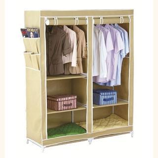 優質簡約風防塵衣櫥櫃 JY-0704
