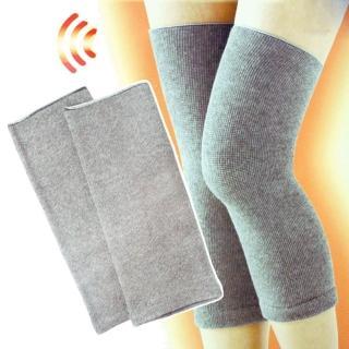 日本進口備長炭發熱膝套