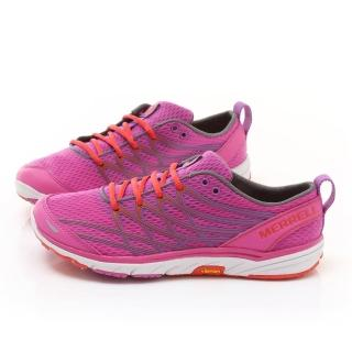 【MERRELL】女款 Bare Access ARC3超輕運動鞋(ML06298-桃紫)