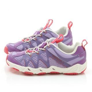 【Merrell】大童 水陸兩棲多功能運動鞋(ML95576-紫)