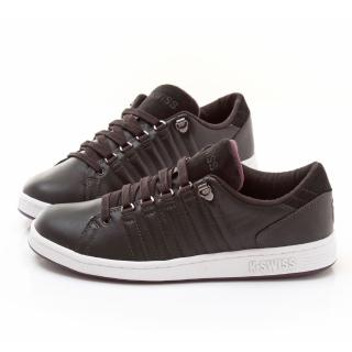 【K-SWISS】男款 LOZAN III 時尚休閒鞋(03212-062-黑)