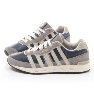 【K-SWISS】男款 TRUXTON 2 復刻休閒鞋(03285-428-藍灰)