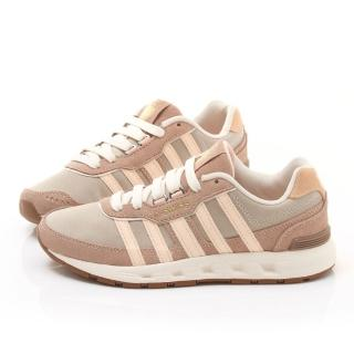 【K-SWISS】女款 TRUXTON 2 復刻休閒鞋(93285-203-淺咖)