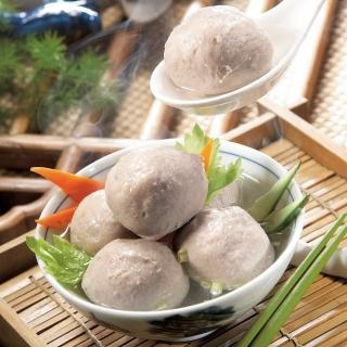 【鮮食家任選799】海瑞原味摃丸(600g/包)