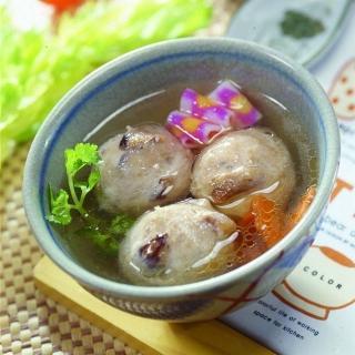 【鮮食家任選799】海瑞香菇摃丸(600g/包)