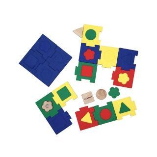 【PlayMe】對應關係(顏色與形狀對應)