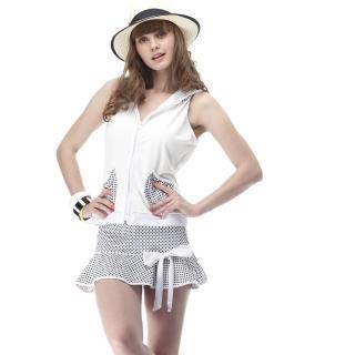 【SARBIS】MIT大女比基尼四件式泳裝(附泳帽B94203)