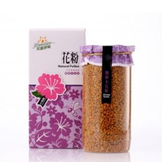 【宏基蜂蜜】鹽膚木花粉x2罐組(250g/罐)